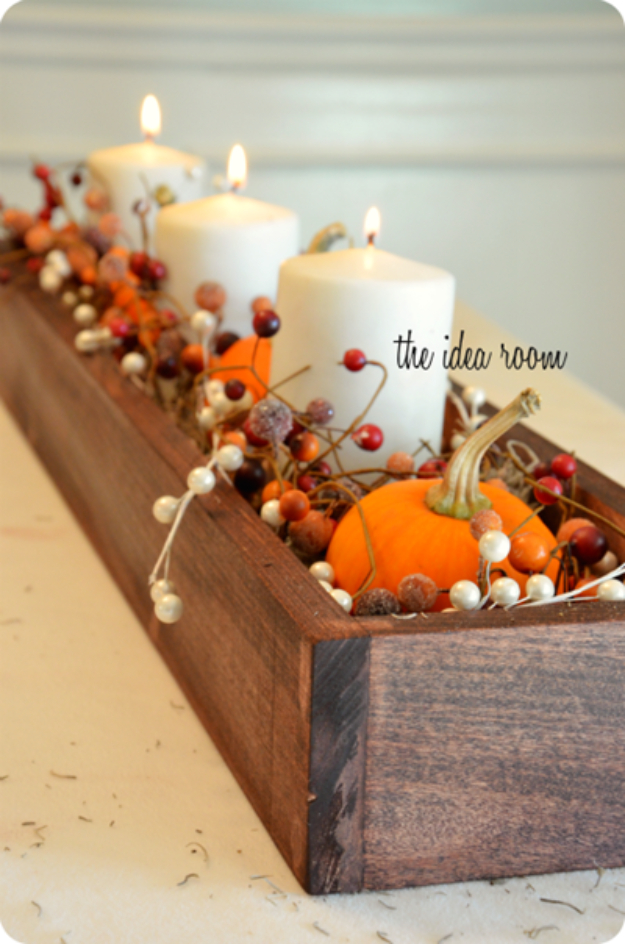 15 Amazing Diy Thanksgiving Table Decor Ideas To Get You