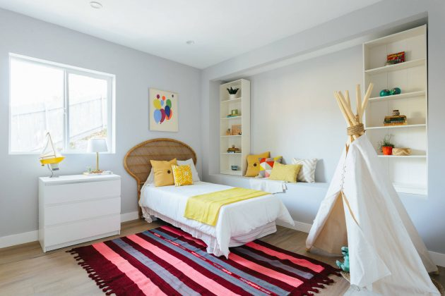 15 Beautiful Scandinavian Kids Room Designs That Provide Comfort And Joy