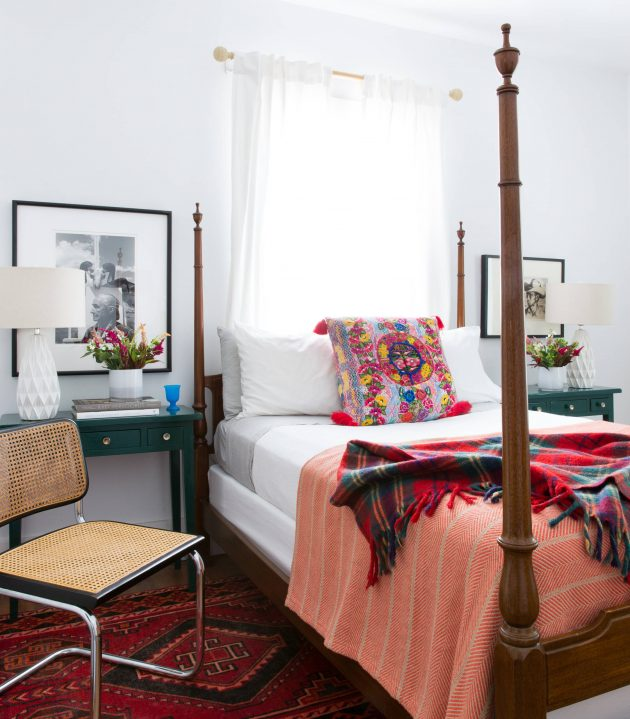 15 Extravagant Eclectic Bedroom Designs That Will Take Your Breath Away