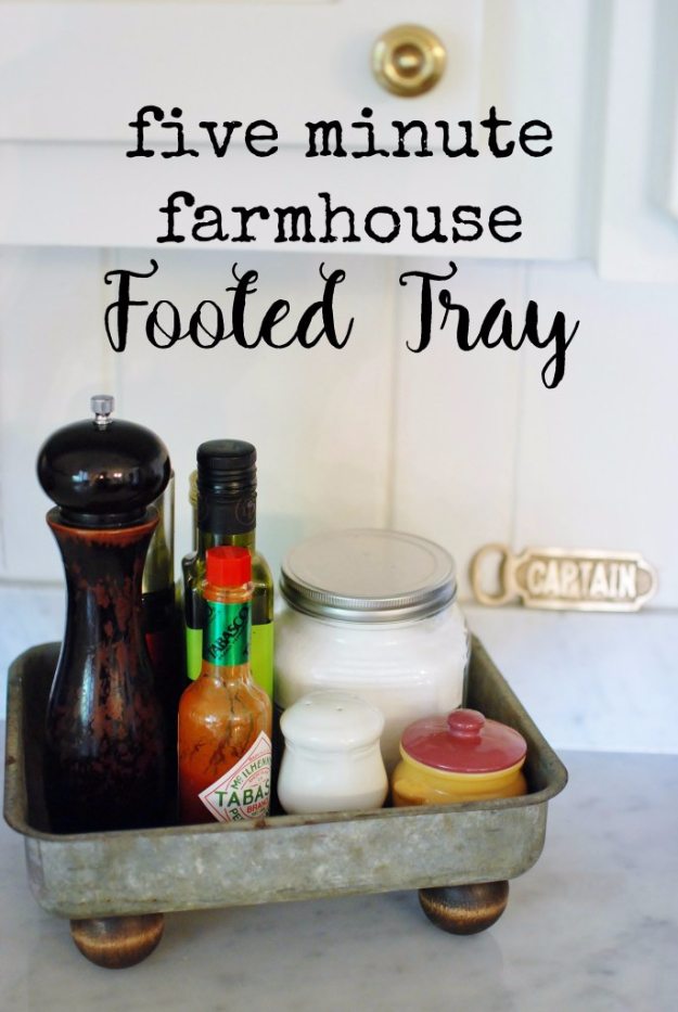 15 Incredible DIY Farmhouse Decor Ideas To Update Your Kitchen With
