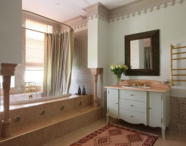 15 magnificent eclectic bathroom designs that are full of ideas - Eclectic Bathroom