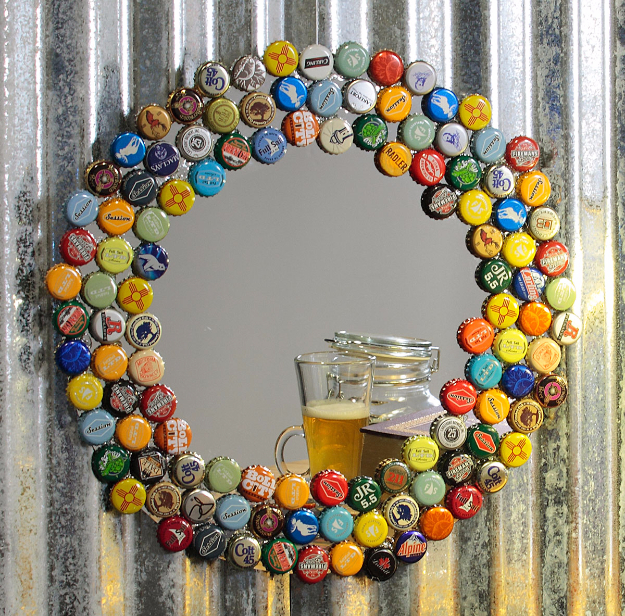 15 Spectacular DIY Mirror Designs That You Should Make Right Away