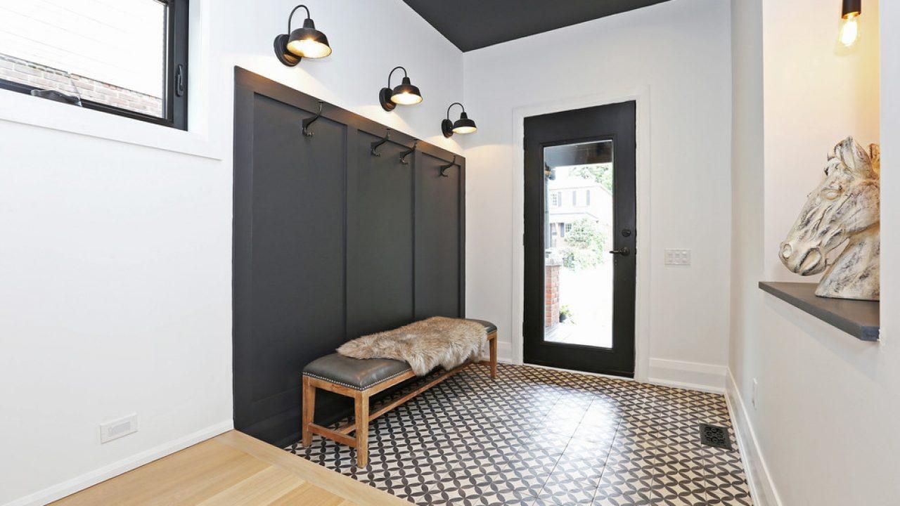 Scandinavian Entry Hall Decor Ideas