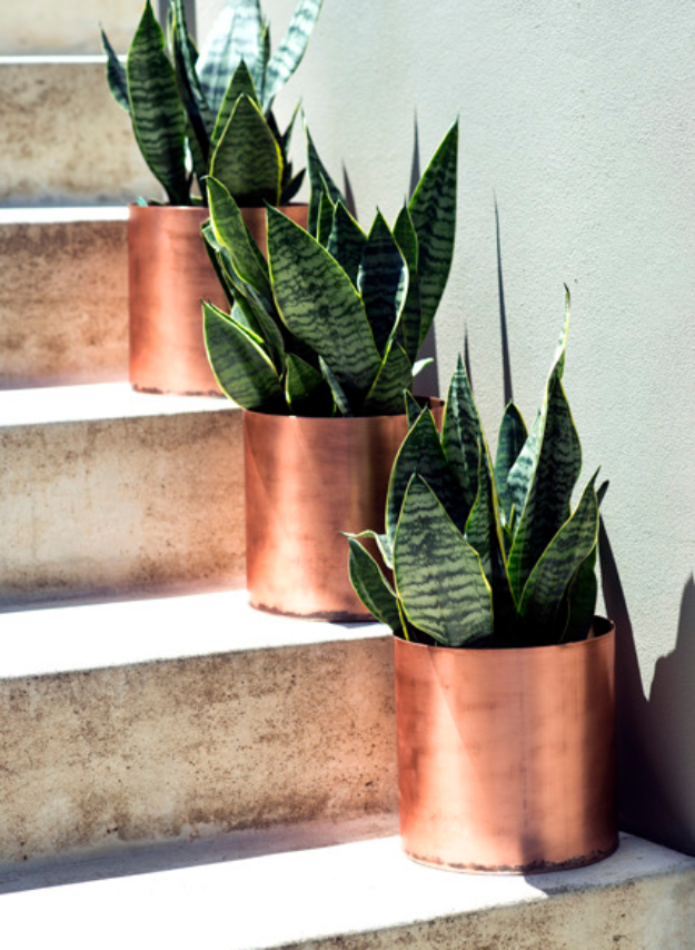 16 Amazingly Creative DIY Planter Ideas You Could Make In An Hour