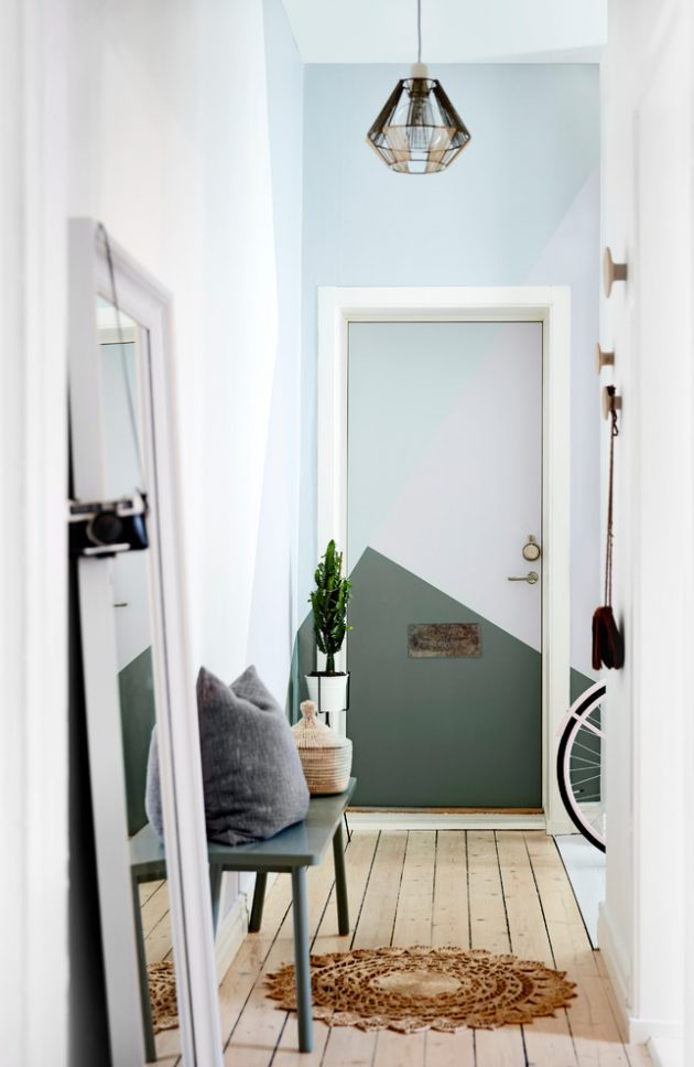16 Elegant Scandinavian Hallway Designs That Can Improve