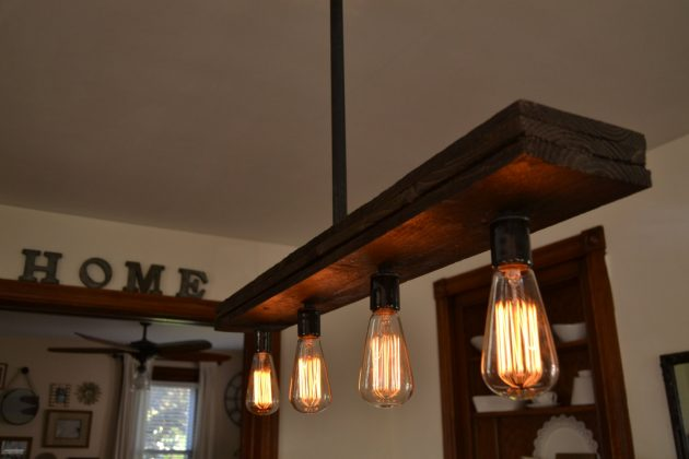 16 Fantastic Handmade Rustic Lighting Designs You Re Going