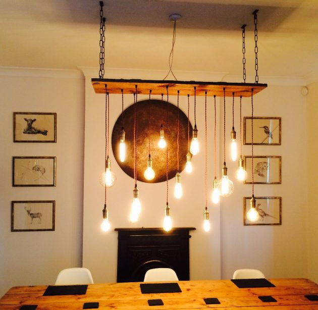 16 Fantastic Handmade Rustic Lighting Designs You Re Going To Adore