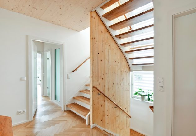 16 Sophisticated Scandinavian Staircase Designs For An Elegant Addition To Your Home