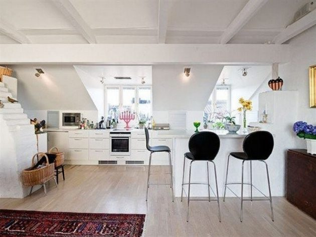 17 Excellent Scandinavian Inspired Kitchen Designs That You ...