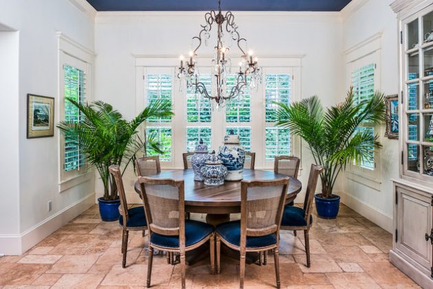 19 Stunning Traditional Dining Room Designs That Will Steal The Show