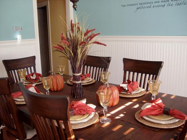 19 Astonishing Thanksgiving Centerpiece Ideas That Will Attract Your Attention