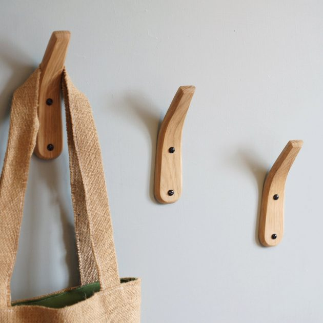 Coat Hook Designs amazing handmade wall hook designs to better organize your home
