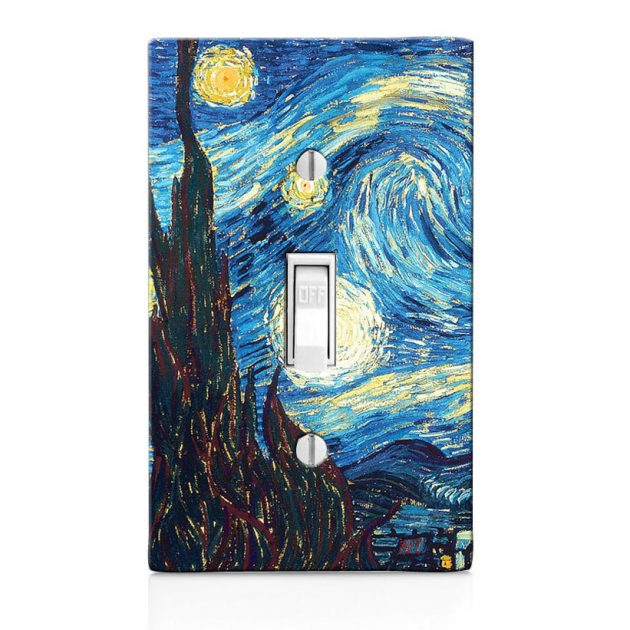 17 Impressive Light Switch Cover Designs That Will Personalize Your Room