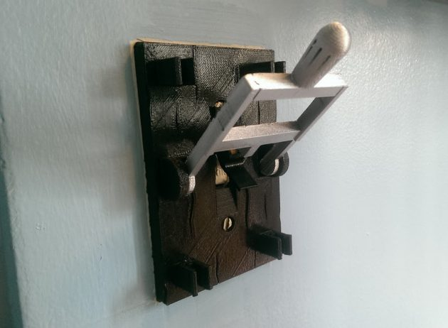 Diy Industrial Light Switch
