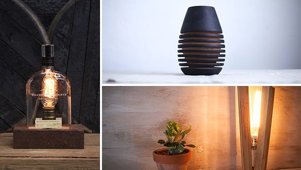 18 Spectacular Handmade Wooden Lamp Designs – The Perfect Gift For Any Home