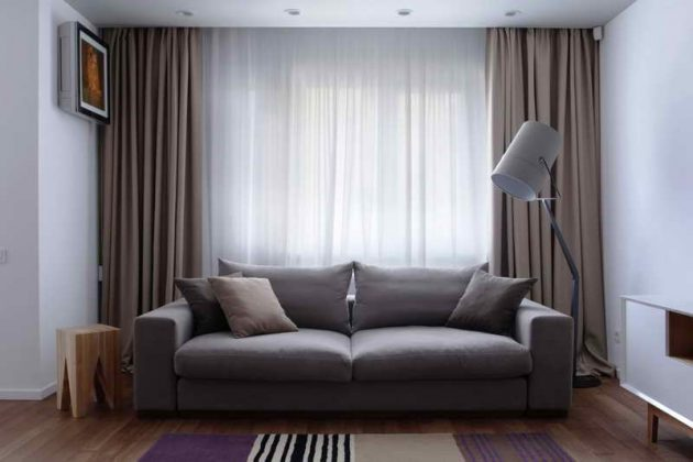 19 Interesting Ways To Refresh Your Living Room With Beautiful Curtains
