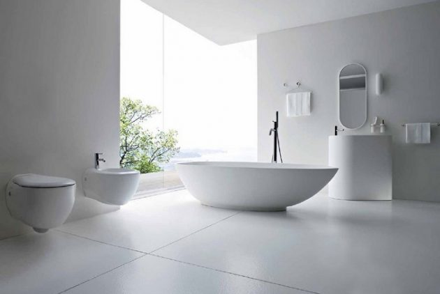 17 Captivating Minimalist Bathroom Designs For Every Taste