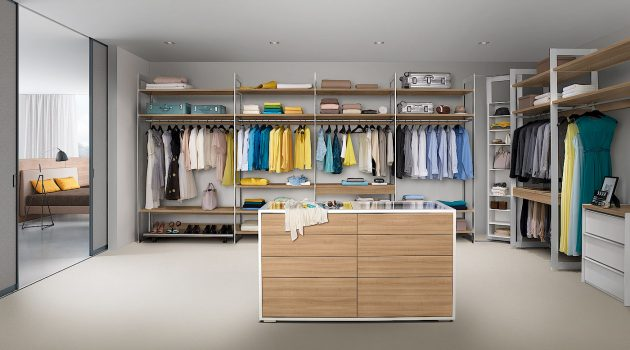 4 Easy & Simple Steps To Well Organized Closet