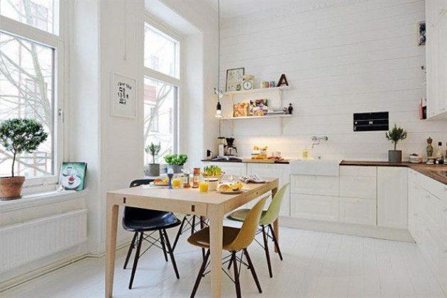17 Excellent Scandinavian Inspired Kitchen Designs That You Shouldnt Miss
