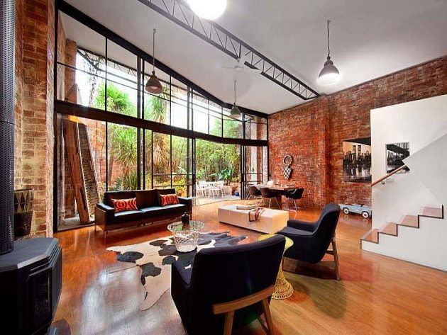 18 Striking Living Room Designs With Glass Walls That You Must See