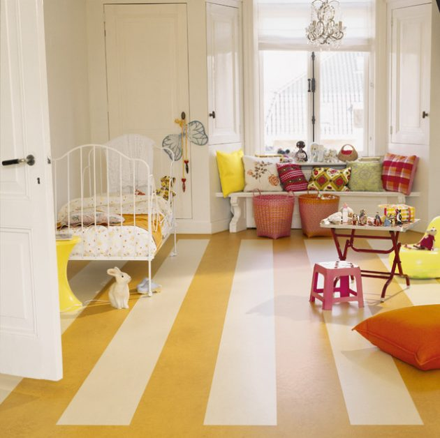 Floor In The Child's Room- Which One Is The Best Option?