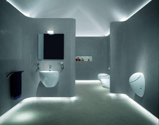 17 Captivating Minimalist Bathroom Designs For Every Taste