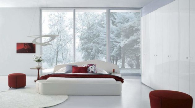 18 Excellent Bedroom Designs With White Furniture That Will Impress You