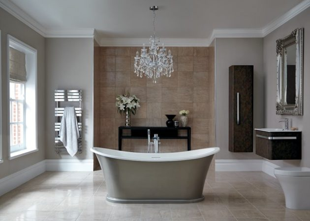 16 Glamorous Master Bath Designs That You Would Love To See