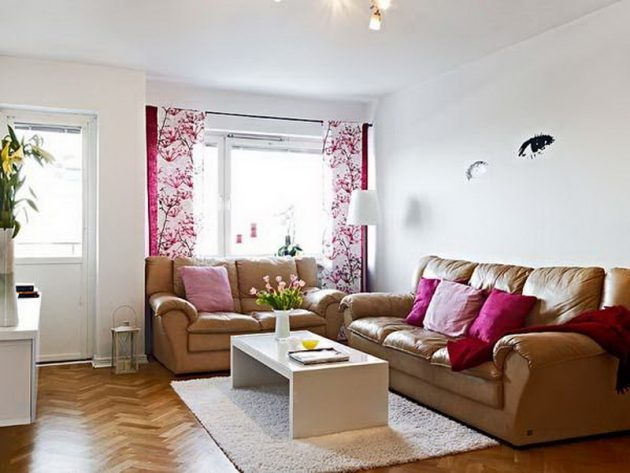 19 Big Ideas For Decorating Adorable Small Living Room