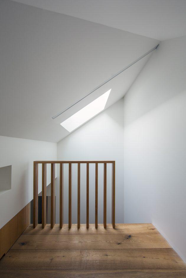 Glebe House by Nobbs Radford Architects in Sydney, Australia