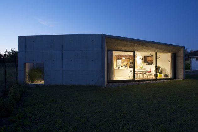 House LJM by N/A Bradnansky Halada in Miloslavov, Slovakia