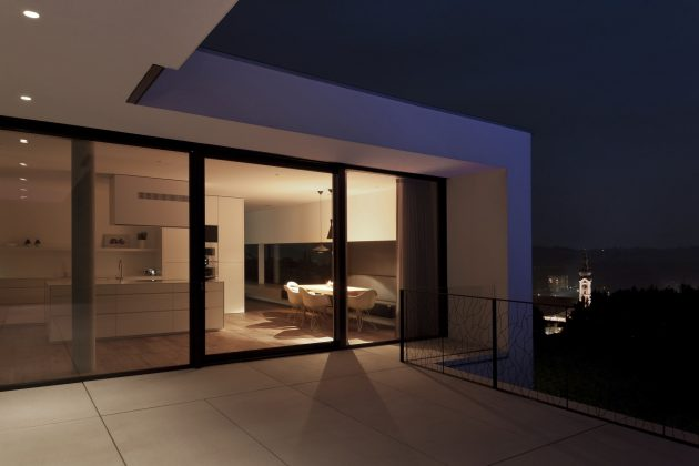 House P by Frohring Ablinger Architekten in Austria