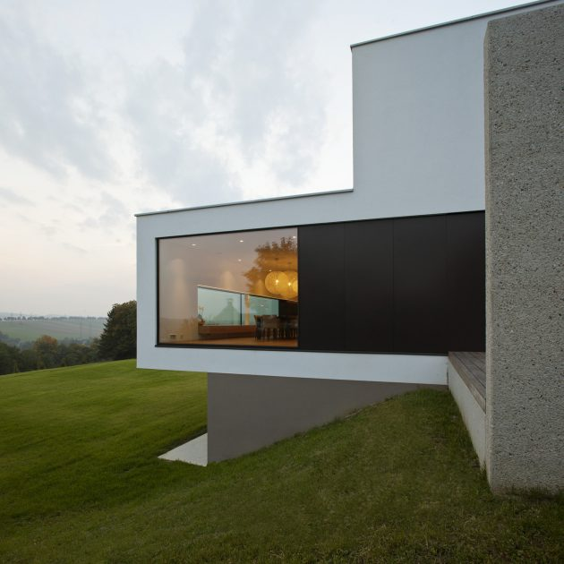 House P by Frohring Ablinger Architekten in Austria