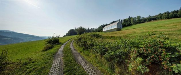 Konieczny's Ark by KWK Promes in Brenna, Poland