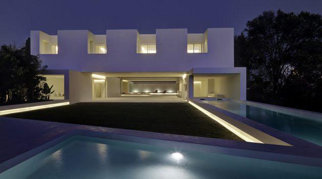 Los Limoneros Residence by Gus Wüstemann in Marbella, Spain