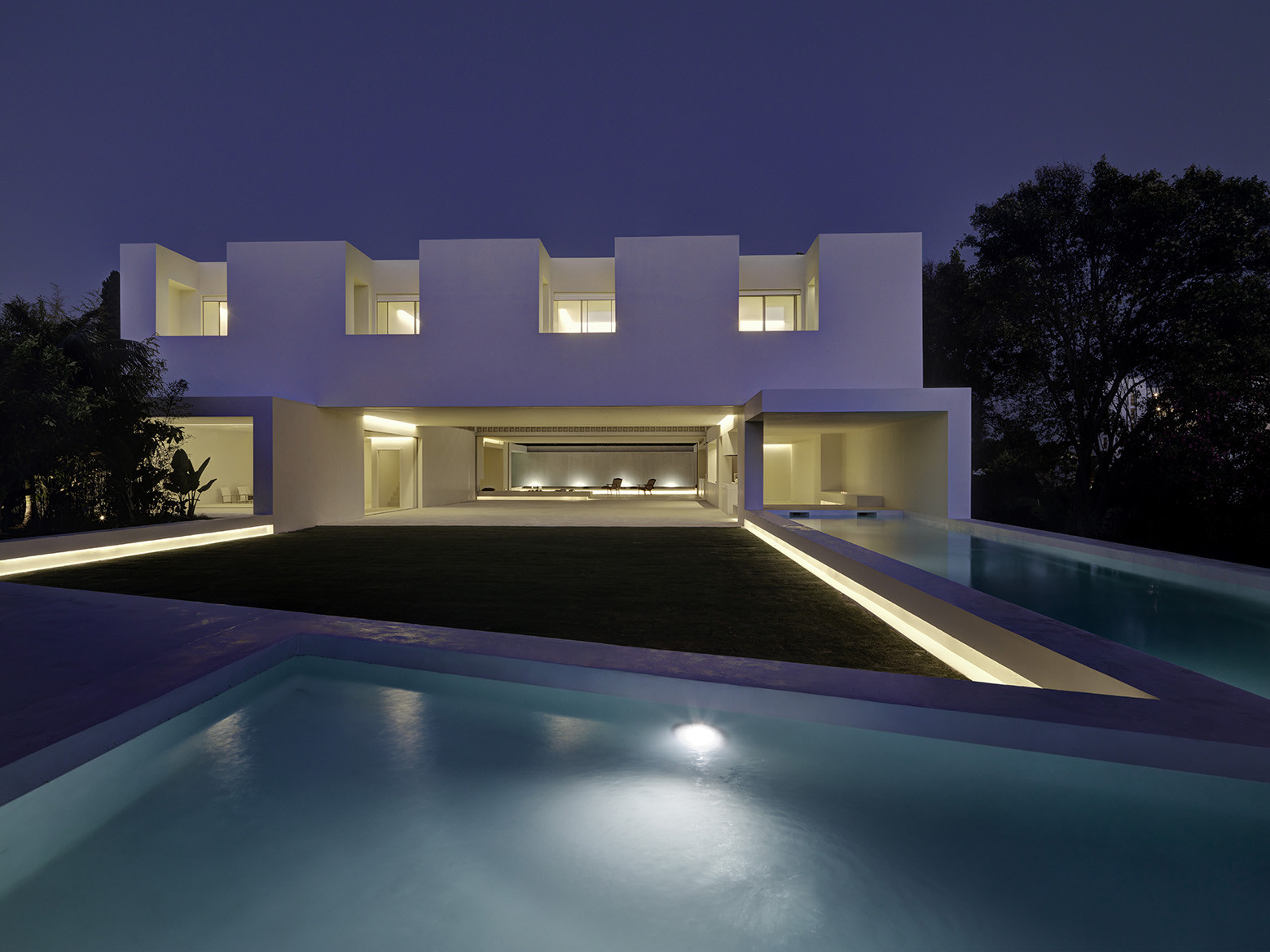 los limoneros residence by gus w stemann in marbella spain