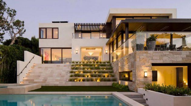 Manhattan Beach Residence in California by SUBU Design Architecture