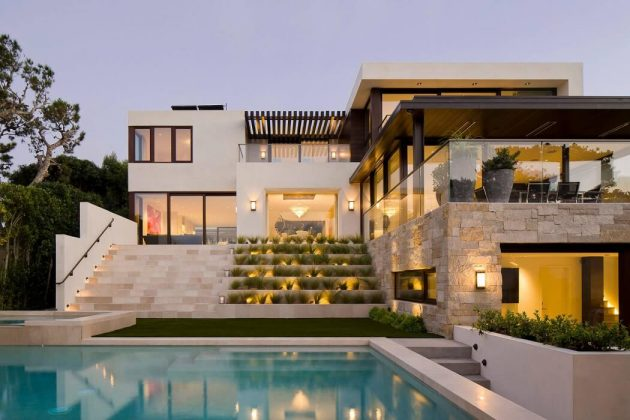 Manhattan Beach Residence in California by SUBU Design Architecture