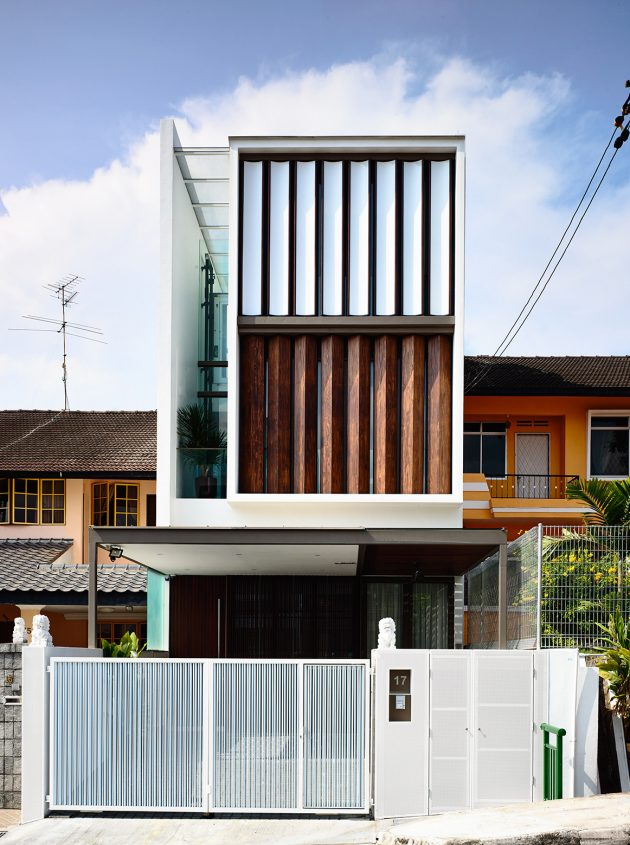 Primrose Avenue Residence by HYLA Architects in Singapore