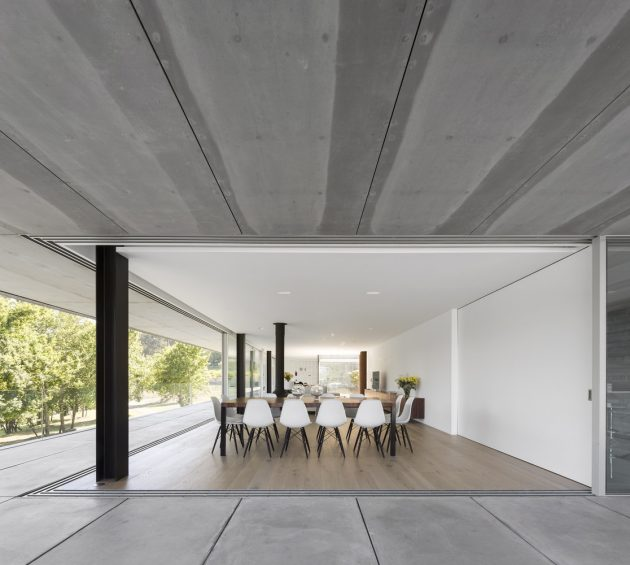 Sambade House by Spaceworkers in Penafiel, Portugal