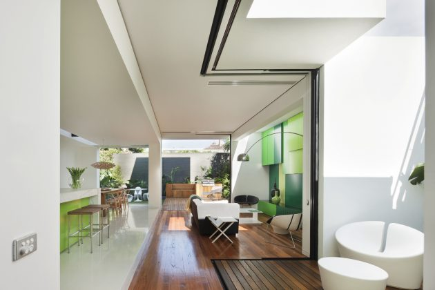 Shakin' Stevens Residence by Matt Gibson Architecture + Design in Melbourne, Australia