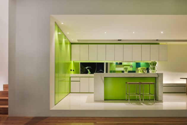 Shakin Stevens Residence by Matt Gibson Architecture + Design in Melbourne, Australia