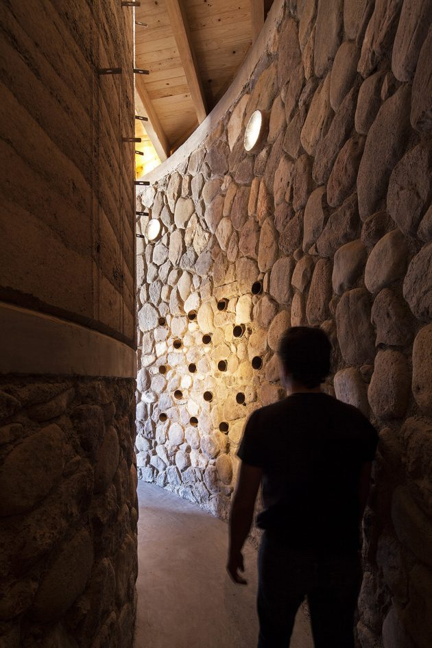 The Cave in Pilares by Greenfield in Coahuila, Mexico