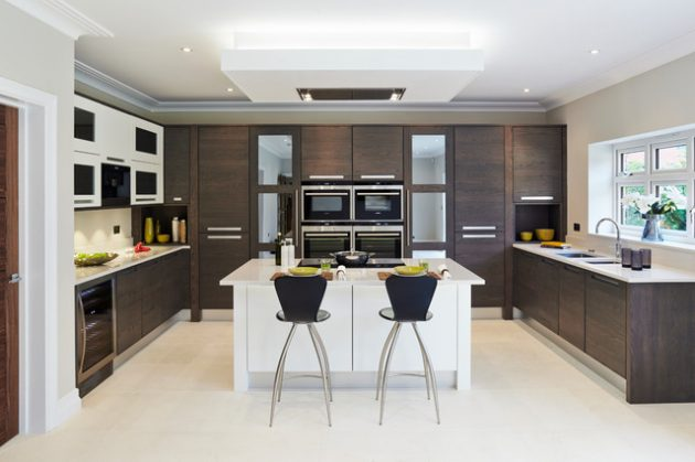 16 Divine Multifunctional Kitchen Designs That You Shouldnt Miss