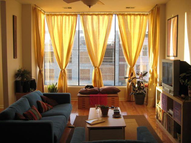 17 Trendy Curtains For The Living Room That Will Attract Your Attention