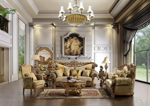 17 Divine Victorian Furniture Ideas For Elegant & Timeless Interior