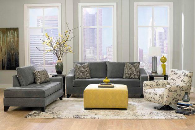 20 Fascinating Ideas For Decorating Elegant Living Room