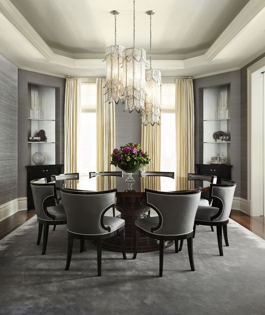17 divine dream dining room designs that will leave you Dream room design