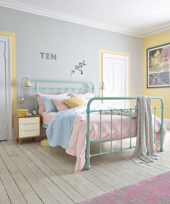 17 Pastel Interior Design Ideas For Everyone Who's Looking For Pleasant Home