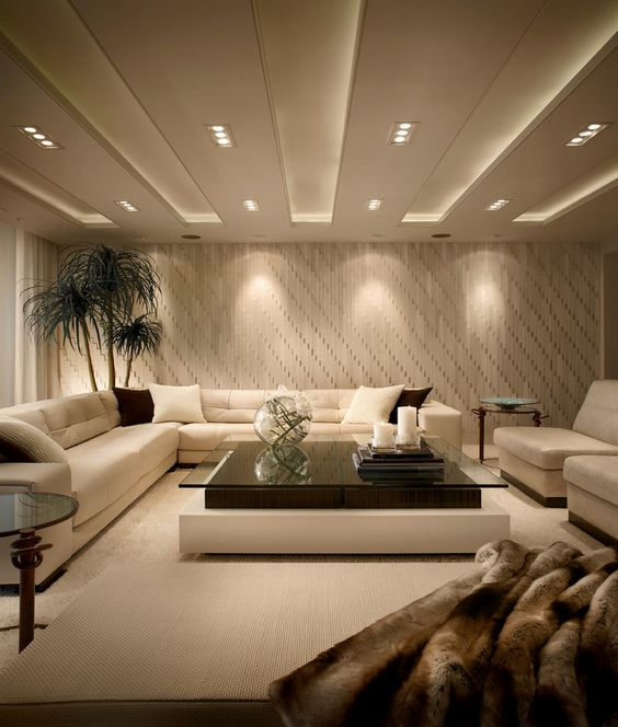 Delicieux 20 Fascinating Ideas For Decorating Elegant Living Room